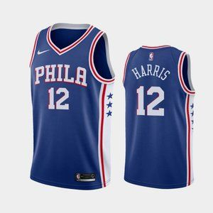Philadelphia 76ers #12 Tobias Harris Jersey
